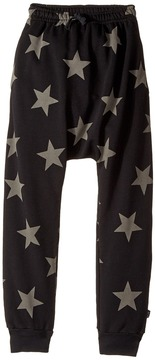 Nununu Star Baggy Pants Kid's Casual Pants
