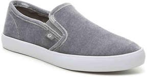 G by Guess Women's Malden 8 Velvet Slip-On Sneaker