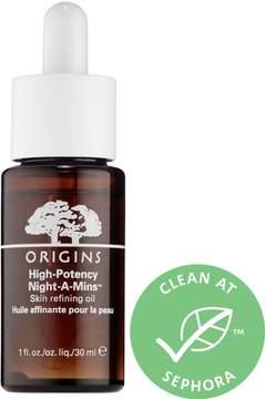 Origins High-Potency Night-A-Mins Skin Refining Oil