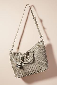 Deux Lux Mott Woven Weekender Bag