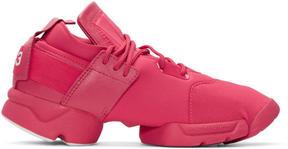 Y-3 Pink Kydo Sneakers