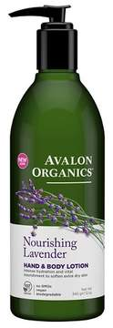 AVALON Lavender Moisturizing Lotion - 12 Fl Oz