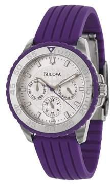 Bulova Men's 'Sport' Stainless Steel Quartz Watch