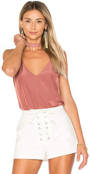 Capulet Flore Camisole with Choker