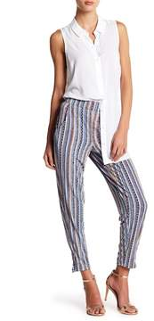 BCBGeneration Patterned Skinny Pants