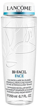 Lancome Bi-Facil Face Bi-Phased Micellar Water Makeup Remover & Cleanser