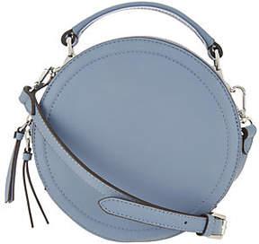 Vince Camuto Leather Circle CrossbodyHandbag - Bray