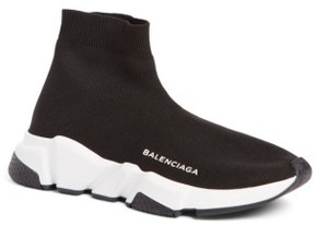 Balenciaga Women's Speed Mid Sneaker