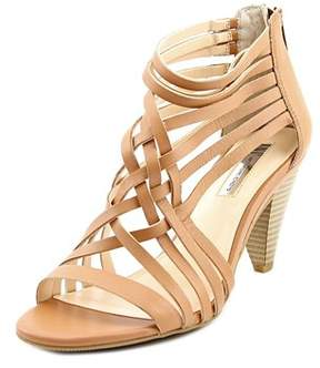 INC International Concepts Womens Garoldd Leather Open Toe Casual Strappy San....