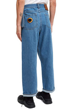 Craig Green Bleached Jeans
