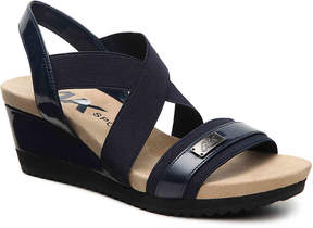 Anne Klein Women's Sport Sherry Wedge Sandal