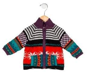Catimini Girls' Wool-Blend Jacket