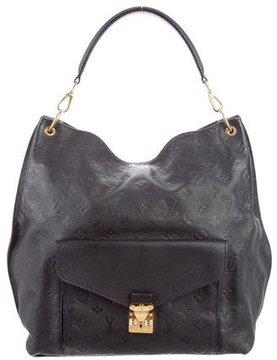 Louis Vuitton Empreinte Metis Bag - BLACK - STYLE