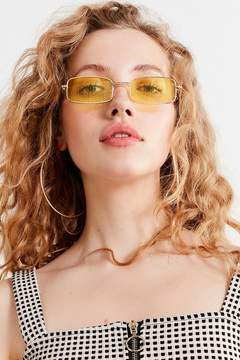 Urban Outfitters Stormi Slim Rectangle Sunglasses