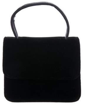 Stuart Weitzman Velvet Mini Bag