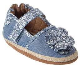 Robeez Kids' Jourdan Espadrille Shoe.