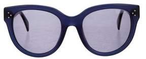 Celine Audrey Cat-Eye Sunglasses