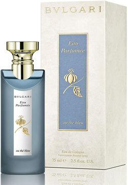 Bvlgari Eau Parfumé;e Au Thé; Bleu Eau de Cologne, 2.5 oz./ 75 mL