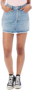 Alternative Apparel AGOLDE Quinn Hi Rise Mini Skirt