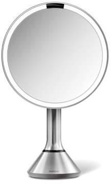 Simplehuman Stainless Steel Makeup Sensor Mirror