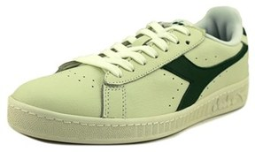 Diadora Game L Low Waxed Women Round Toe Synthetic Sneakers.