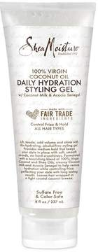 Shea Moisture Sheamoisture SheaMoisture 100% Virgin Coconut Oil Daily Hydration Styling Gel