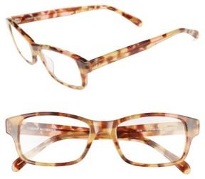 Corinne McCormack Women's 'Jess' 46Mm Reading Glasses - Pink/ Tortoise