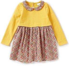 Edgehill Collection Little Girls 2T-4T Made With Liberty Fabrics Dress