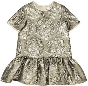 Dolce & Gabbana Floral Dress with Bloomers