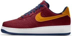 Nike Force 1 Premium iD (Cleveland Cavaliers) Shoe