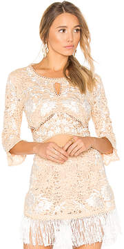 For Love & Lemons Matador Crop Top