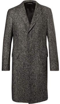 Dunhill Herringbone Wool-Blend Coat