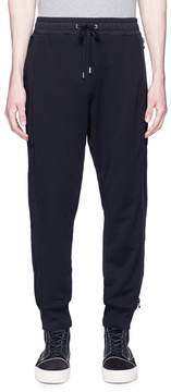 Public School 'Ras' zip outseam track pants