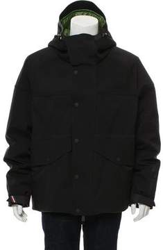 Moncler Luchon Hooded Jacket
