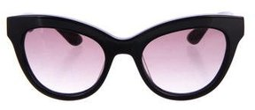 Marc by Marc Jacobs Gradient Cat-Eye Sunglasses