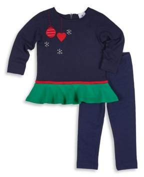 Florence Eiseman Baby's & Toddler's Two-Piece Top & Pants Set