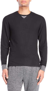 Kenneth Cole Knit Lounge Sweater