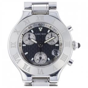 Cartier Must 21 Grand Modèle watch