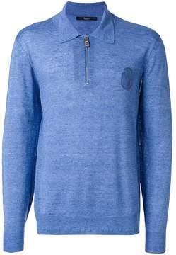 Billionaire longsleeved polo shirt