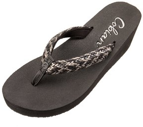 Cobian Women's Kezi Wedge Flip Flop 8160640