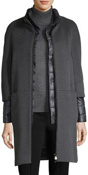 Cinzia Rocca Women's Long Coat Set