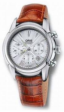 Oris Artelier Chronograph Automatic Men's Watch