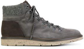 Hogan lace-up boots