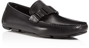 Salvatore Ferragamo Men's Sardegna Vara Bit Leather Loafers