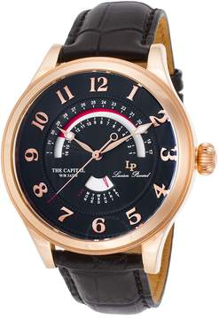 Lucien Piccard The Capital Retrograde Men's Watch