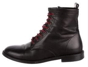 Jenni Kayne Leather Ankle Boots