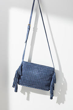 Shiraleah Emma Fringe Crossbody Bag