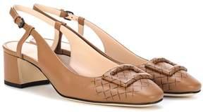 Bottega Veneta Leather pumps