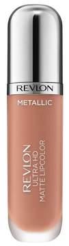 Revlon Ultra HD Metallic Matte Lip Color 715 Lip Glow - 0.2 fl oz