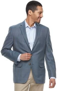 Chaps Men's Slim-Fit Patterned Sport Coat